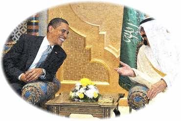 Obama Saudi visit